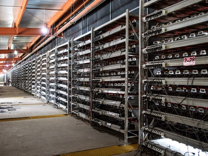 Crypto Mining Farm Spotted Using Nvidia RTX 30 Gaming Laptops: Report -  CoinDesk